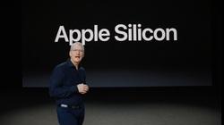 Apple sử dụng chip tự sản xuất riêng cho dòng Mac mới