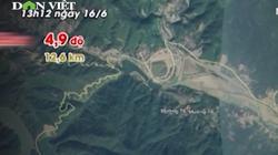 Sự cựa quậy của đới đứt gãy là nguyên nhân gây động đất liên tiếp ở Lai Châu
