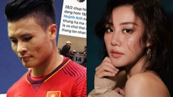 """HOT showbiz: Quang Hải bị hacker """"tấn công"""" gây tranh cãi, Văn Mai Hương được cả showbiz bảo vệ"""