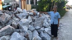 Thanh Hóa: Cán bộ xã đổ đá chặn lối đi của gia đình có công lên tiếng