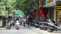 Hà Nội: Tái diễn tình trạng vỉa hè, lòng đường bị lấn chiếm sau dịch Covid-19