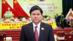 Đề nghị cách tất cả các chức vụ trong Đảng của Trưởng ban Tổ chức Tỉnh ủy Gia Lai