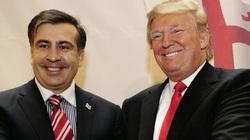 Ông Saakashvili tiết lộ hai lần cùng Trump đi hộp đêm