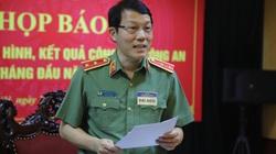 Tướng Công an thông tin việc điều tra nguyên nhân tử vong của TS Bùi Quang Tín