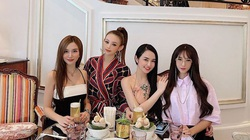 """Dàn hot girl Hà thành đời đầu """"đổi đời"""" thành hot mom giàu có, sang chảnh sở hữu nhà trăm tỷ"""
