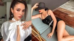 """Phương Trinh Jolie mặc mốt """"quên"""" nội y, Lan Khuê gây """"sốt"""" vì dáng đẹp như tranh"""