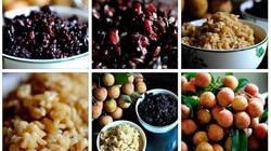 Bánh tro, rượu nếp, hoa quả đắt hàng dịp Tết Đoan Ngọ