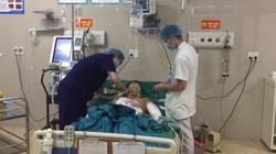 Vụ việc 3 người bị chém ở phú thọ: Các bệnh nhân vật vã trong bệnh viện