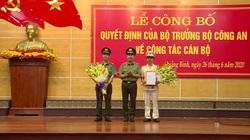 Tân Giám đốc Công an tỉnh Quảng Bình là Đại tá Nguyễn Tiến Nam
