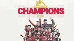 Đăng quang Premier League, Liverpool được báo quốc tế khen hết lời