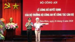 Thiếu tướng, ĐBQH Sùng A Hồng thôi giữ chức Giám đốc Công an Điện Biên