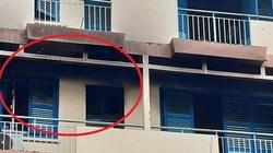 Cháy khách sạn Công Đoàn Thanh Đa, 1 phụ nữ tử vong, 1 giáo viên nước ngoài bị thương