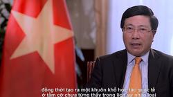 Phó Thủ tướng Phạm Bình Minh: Việc theo đuổi các lợi ích quốc gia vị kỷ làm phương hại quan hệ các nước
