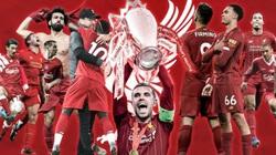 Những con số đáng kinh ngạc về chức vô địch của Liverpool