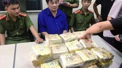 Tài xế Fortuner bị bắt cùng 50kg ma túy