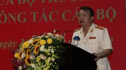 Giám đốc Công an Hà Nam làm Cục trưởng Cảnh sát giao thông thay Trung tướng Vũ Đỗ Anh Dũng