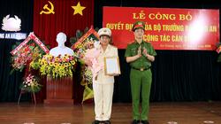 Phó Giám đốc Công an Cần Thơ làm Giám đốc Công an An Giang thay Tướng Bùi Bé Tư