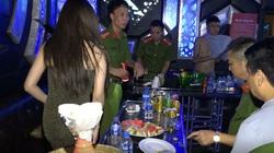 Hải Dương: Phát hiện gần 100 dân chơi bay lắc, sử dụng ma tuý trong bar