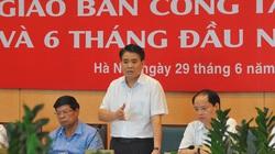 Chủ tịch Hà Nội: Tuyệt đối không cắt điện, nước ngày nắng nóng