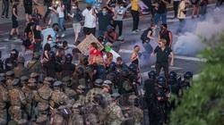 Xử lý bạo loạn, Mỹ chứng minh điều gì với thế giới?