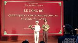 Phó Giám đốc Công an Quảng Ninh làm Giám đốc Công an Lạng Sơn