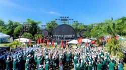 """Hội trại """"Tuổi trẻ Vietcombank – Sắt son niềm tin với Đảng"""" hướng tới chào mừng Đại hội Đảng các cấp"""