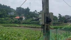 Sau phản ánh của Dân Việt, cột điện gãy gập ở Bắc Kạn được khắc phục