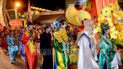 Tết Nguyên tiêu của người Hoa trở thành Di sản văn hóa phi vật thể quốc gia