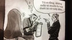 Tại sao người Việt xưa xưng 'tôi' với Chúa, với bố mẹ?