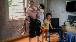 Gia đình hạnh phúc của người từng khuyên vợ đi lấy chồng khác