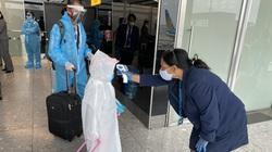 Vietnam Airlines đưa hơn 340 công dân Việt Nam từ Anh về nước