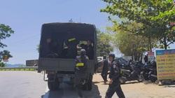 Lập từng tổ 5 người cùng chó nghiệp vụ truy vết kẻ vượt ngục trốn ở đèo Hải Vân