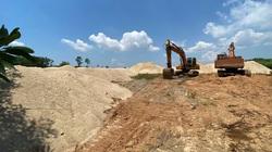 Quảng Ngãi: Hàng chục ngàn m3 cát ở bãi chứa trái phép có nguồn gốc thế nào?