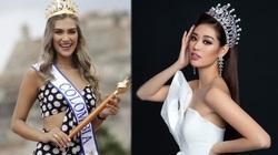 Mỹ nhân Colombia mất quyền thi Miss Universe, hoa hậu Khánh Vân bớt đối thủ nặng ký
