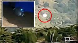 Phát hiện UFO bí ẩn ở một ngôi làng của Brazil