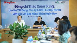 Dân Việt - tờ báo thực sự vì nông dân, nông nghiệp, nông thôn