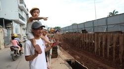 Hà Nội bắt đầu phá dỡ 600 mét con đường gốm sứ để giảm tải ùn tắc