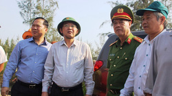 """""""Xẻ thịt"""" đất công Khu kinh tế Nhơn Hội: Có hay không cán bộ tham gia chiếm đất?"""