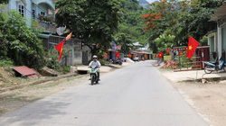 """Nông thôn mới Sơn La: Mường La """"thay da, đổi thịt"""""""