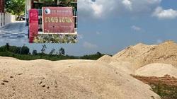 Quảng Ngãi: Số cát của Công ty Lý Tuấn là bất hợp pháp