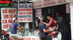 Tại sao lại 'bắt' chính chủ nạp thẻ điện thoại phải kèm chứng minh nhân dân