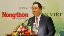 Ông Hong Sun - Phó Chủ tịch Korcham: Dân Việt - tờ báo truyền cảm hứng cho người nông dân