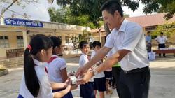 55.000 học sinh Trà Vinh được hỗ trợ sữa học đường