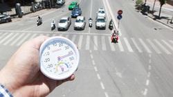Kỷ lục số ngày nắng nóng kéo dài ở miền Bắc 27 năm trước sắp bị phá vỡ