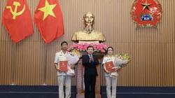 Chủ tịch nước bổ nhiệm 2 Phó Viện trưởng Viện Kiểm sát nhân dân tối cao