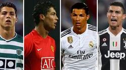 Ronaldo đã ghi được bao nhiêu bàn thắng trong suốt sự nghiệp?