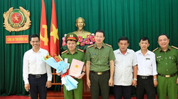 Bổ nhiệm Thủ trưởng Cơ quan CSĐT Công an tỉnh Đồng Nai