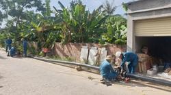 Sau phản ánh của Dân Việt, Quảng Ninh khẩn trương lắp hệ thống nước sạch cho xã Liên Vị