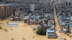 Dải mây gây mưa lũ lịch sử tại Trung Quốc liệu có tác động tới Việt Nam?