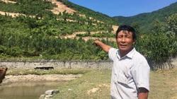 Quảng Bình: Dân nơm nớp lo sợ khi mỏ đá khe Lau đi vào hoạt động